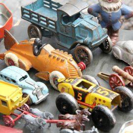 Vintage toy trucks Business of Vintage BOV