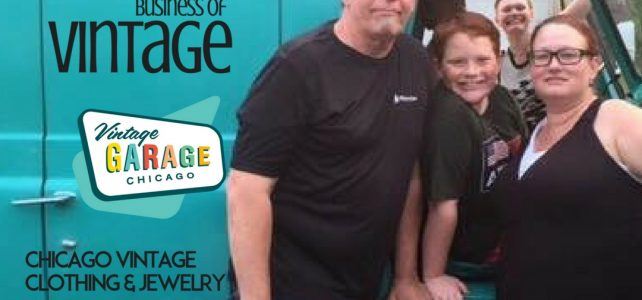 Business of Vintage About Us and Vintage Garage Chicago