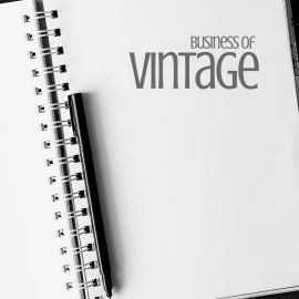Learn how to sell vintage online at Business of Vintage
