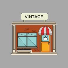 My experience as a vintage store owner and how to sell vintage or decided you want to open a vintage shop.
