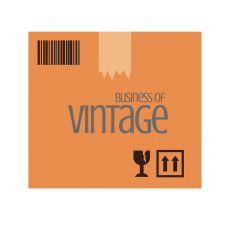Opening an antique store or selling vintage brick and mortar.